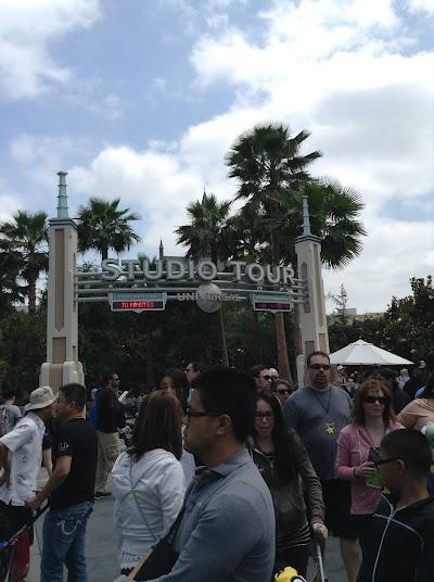 Парк развлечений Universal Studios, Голливуд, Лос Анджелес