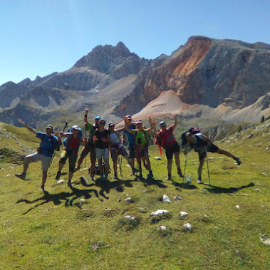 Trekking Dolomitas-Septiembre 2016