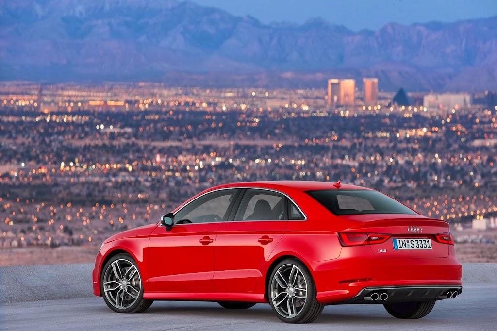 007 2015 Audi S3 Sedan