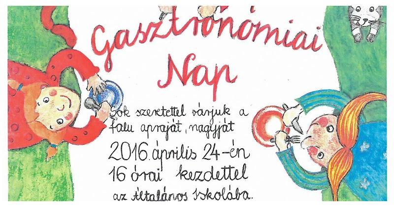 Gasztronómiai Nap Bárdudvarnokon 2016.04.24
