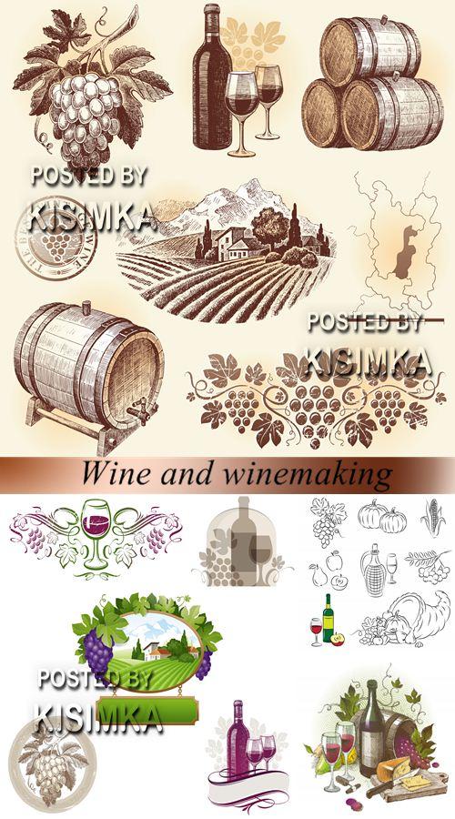 Stock: Wine and winemaking
