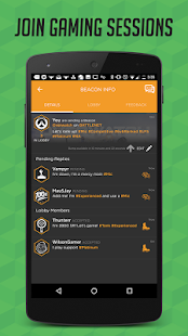 GamerLink - LFG, Clans & Chat for Gamers! - Android Apps ...