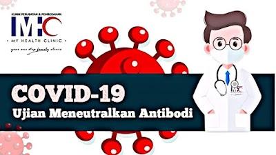 Buat Ujian Antibodi Jika Syak Terima Suntikan Vaksin Kosong