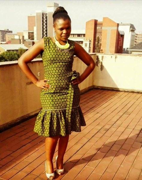 Shweshwe Traditional Dresses Styleyou 2018 Style You 7