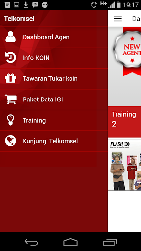 Genggam Internet screenshot 3