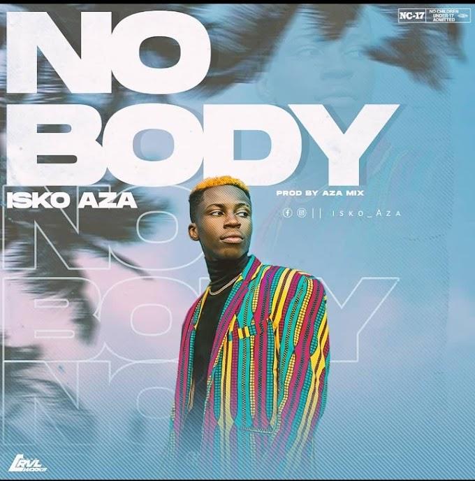 MusiQ: Isko Aza - Nobody [ Aza mix ]