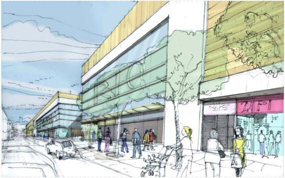 Modificado el proyecto del centro comercial de Madrid Río