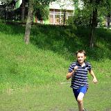 Na 3m bieg ukończył Krzysiek