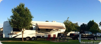Shady Pines RV Park Texarkana TX 06082015