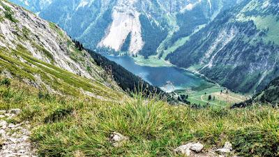 Geisseckjoch Gaisegg Tour Willersalpe Schrecksee Allgäu Hindelang primapage vilsalpsee