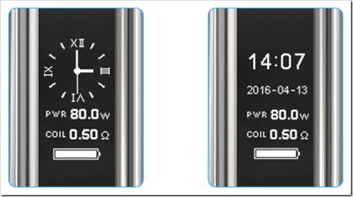 eGrip II Kit 04 thumb%25255B4%25255D.png - 【期待の新製品】オールインワングリップ方式のJoyetech eGrip II スターターキット 【時計とゲーム機能つき!】