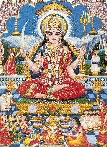 Parvati, Gods And Goddesses 2