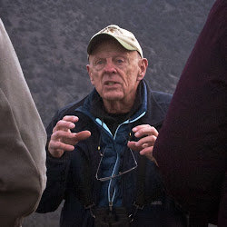 Birding with Dick Ashford
