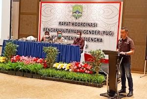 Sekda Buka Rakor PUG Tingkat Kabupaten Majalengka Tahun 2020
