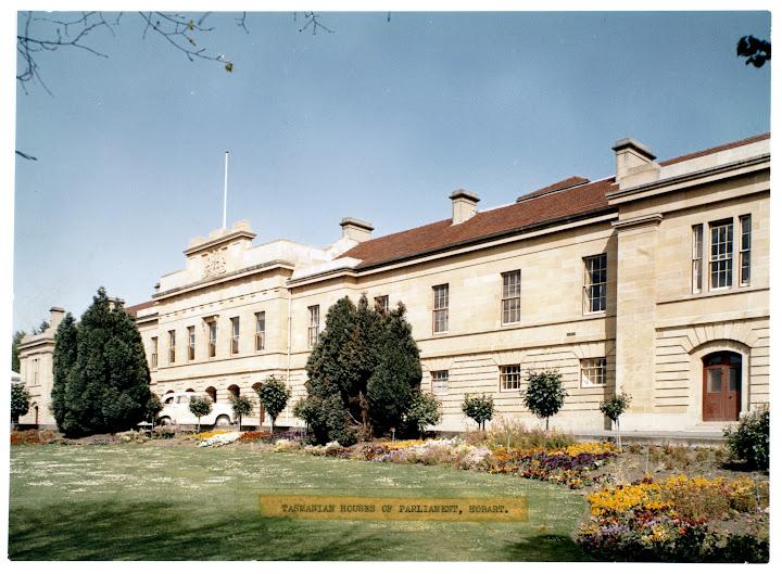 Parliament House, Hobart