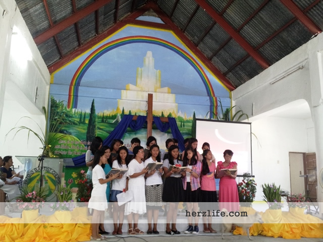 A Blessed Sunday: World Day of Prayer 2016