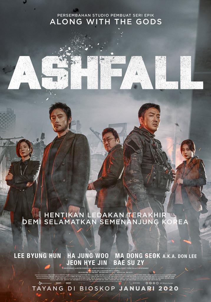 Free Download Ashfall HDRip Sub Indo