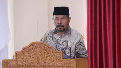 Fraksi Partai Gerindra Sayangkan Penganggaran Untuk Dinas Kesehatan Sebesar Rp. 148,2 Milyar
