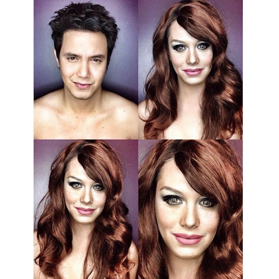 paolo ballesteros makeup transformations with pictures 17