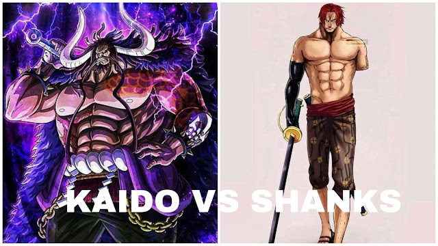 One Piece: Red Hair Pirates VS Beast Pirates Who Would Win? Shanks vs Kaido | The Anime Podcast