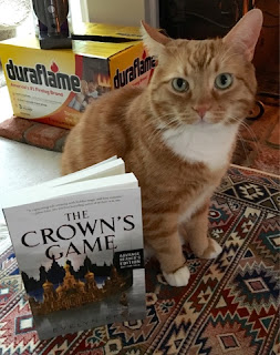 Ripple and The Crown's Game~