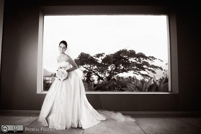 Foto de casamento 0368pb de Nathalia e Fernando. Marcações: 04/12/2010, Casamento Nathalia e Fernando, Niteroi.