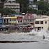 Typhoon Hato hit China