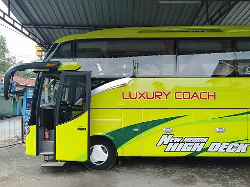 New LUXURY COACH Premium Bus