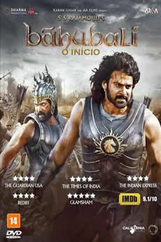 capa Bahubali: O Início