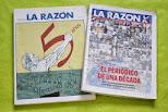 Especiales Aniversario diario LA RAZÓN.