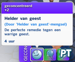 De Sims 4 In de Natuur plantkunde