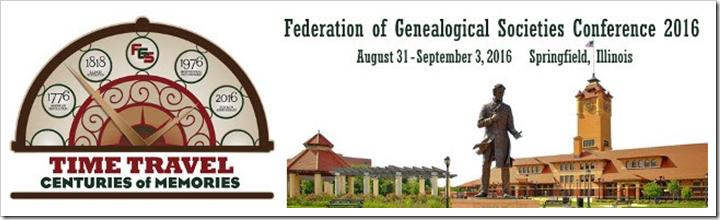 FGS 2016 Annual Conference