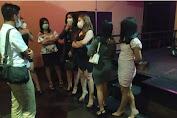 Langgar Prokes, 48 Pengunjung Live Music Caribia Hotel Diamankan Polisi