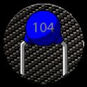 Calculate Capacitor icon