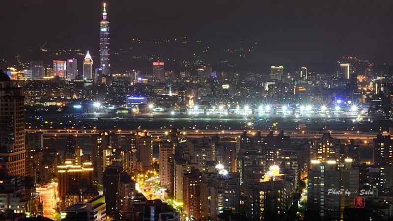 台北 劍南山 夜景 攝