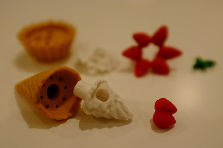 cute japanese eraser ice-cream