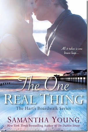 Review: The One Real Thing by Samantha Young | About That Story