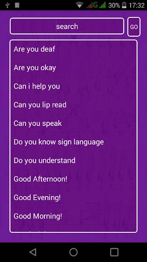 Purple Signs  screenshots 2