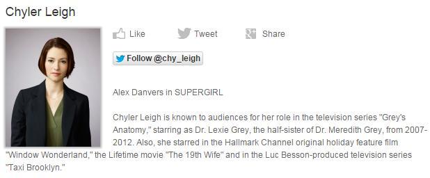 美劇 女超人 Supergirl 線上看 超女 DC漫畫