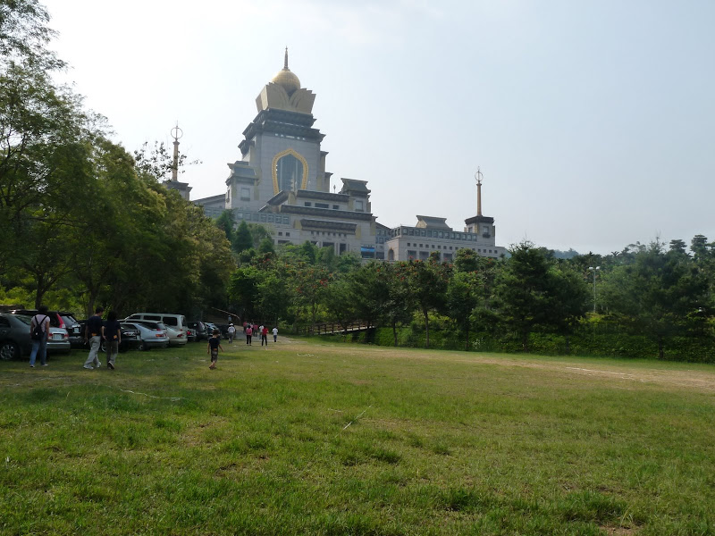 Monastère Chung Tai Chan