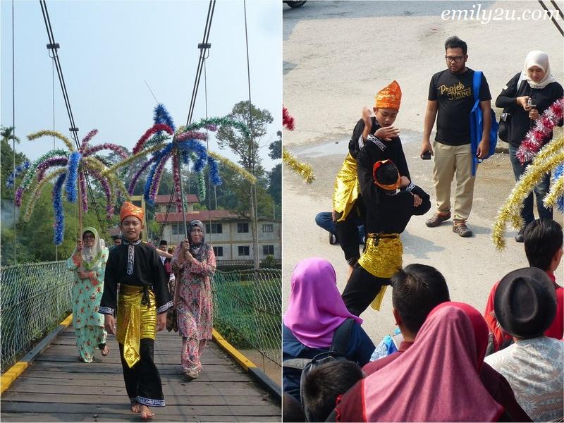 Homestay Kampung Melayu Tebakang Serian