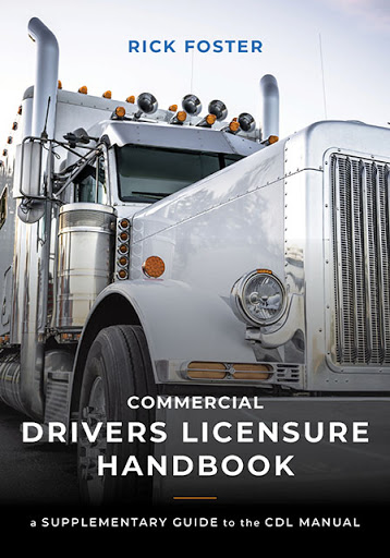 Commercial Drivers Licensure Handbook cover
