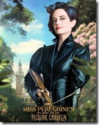 Miss Peregrine's Home poster