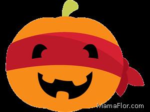 tortuninja-halloween-calabaza-clipart-pumpkin