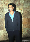 Arjun Rampal at the special screening of 'D-Day' held at Light Box Theatre,santacruz,Mumbai, on 18/07/2013 PIC/SATYAJIT DESAI
