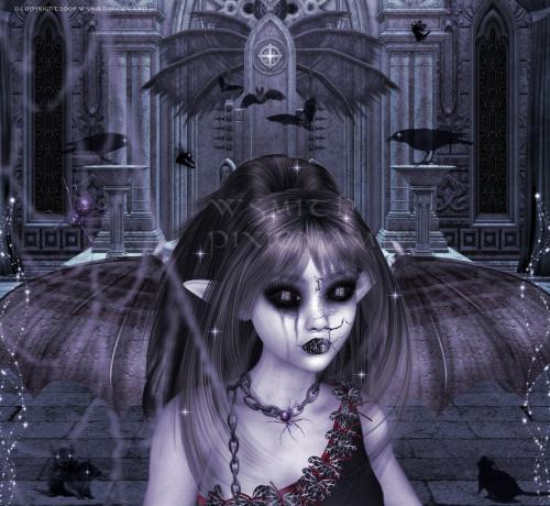Nightmares Fairy, Fairies Girls