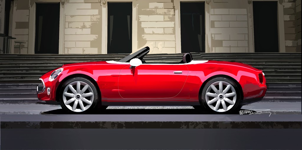 MINI Superleggera Vision Concept 58