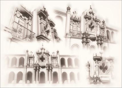 Balboa park Sketch