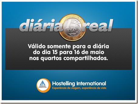 HI Hostel Brasil - Diarias a 1 real