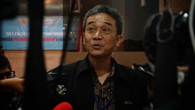 Gercep Lantik Pegawai KPK, Eks Direktur KPK Sujanarko: Selamat Firli Bahuri, Cita-cita Lama Sudah Tercapai!